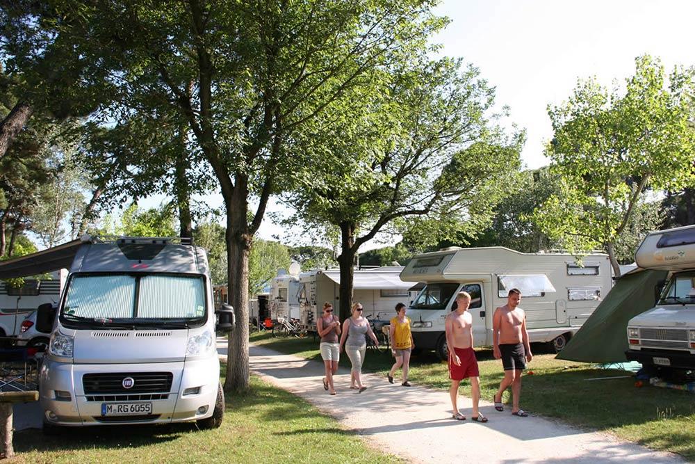 Campeggio per famiglie nei lidi di ravenna le vacanze in for Campeggio in campeggio vicino a dallas